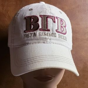 Accessories - Beta Gimme the beer fun hat